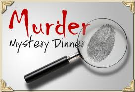 Murder Mystery Night Fundraiser … on 22 November 2014 Time: 7 for 7.30pm at Charlton Down